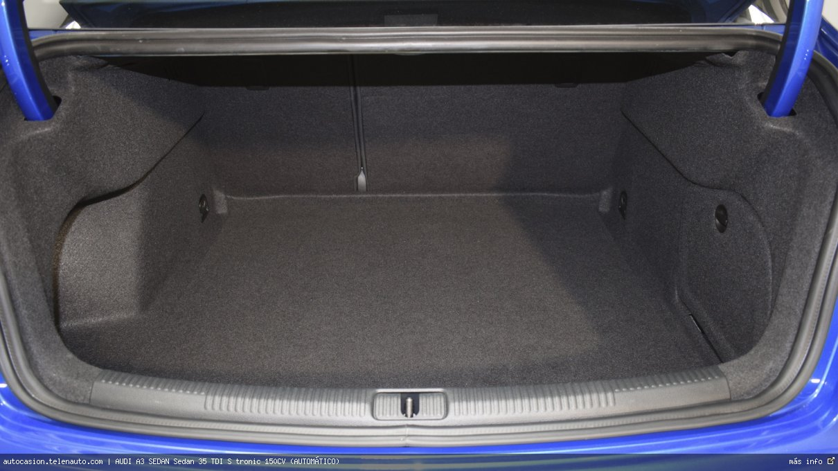 Audi Q3 2.0TDI Design edition quattro S tronic 150CV (AUTOMÁTICO 4X4) Diesel de ocasión 13