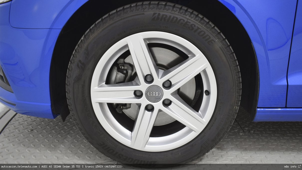 Audi Q3 2.0TDI Design edition quattro S tronic 150CV (AUTOMÁTICO 4X4) Diesel de ocasión 14