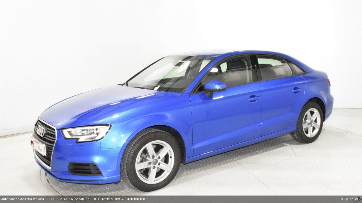 Audi Q3 2.0TDI Design edition quattro S tronic 150CV (AUTOMÁTICO 4X4) Diesel de ocasión 3