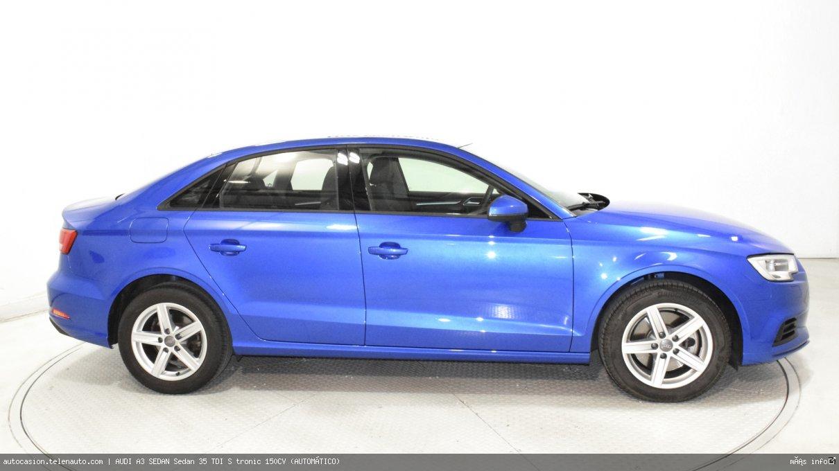 Audi Q3 2.0TDI Design edition quattro S tronic 150CV (AUTOMÁTICO 4X4) Diesel de ocasión 4