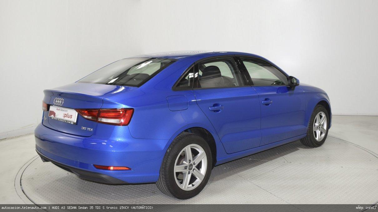 Audi Q3 2.0TDI Design edition quattro S tronic 150CV (AUTOMÁTICO 4X4) Diesel de ocasión 5