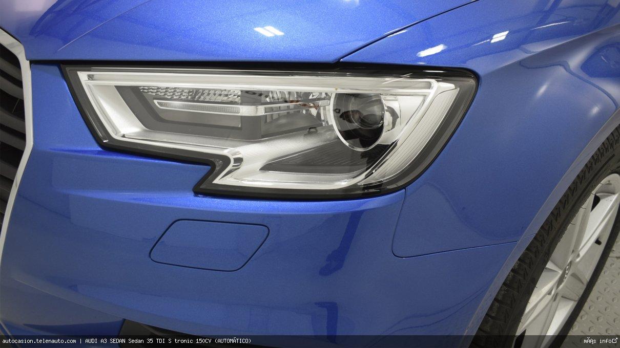 Audi Q3 2.0TDI Design edition quattro S tronic 150CV (AUTOMÁTICO 4X4) Diesel de ocasión 7