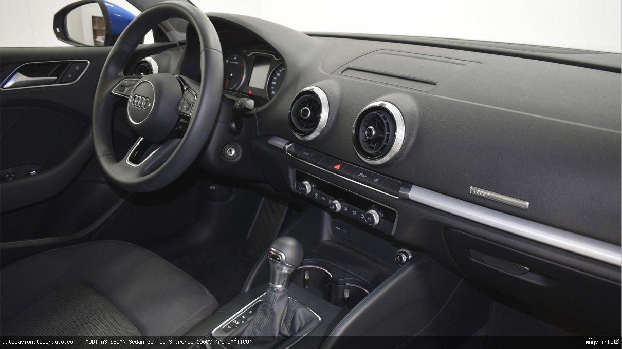 Audi Q3 2.0TDI Design edition quattro S tronic 150CV (AUTOMÁTICO 4X4) Diesel de ocasión 9