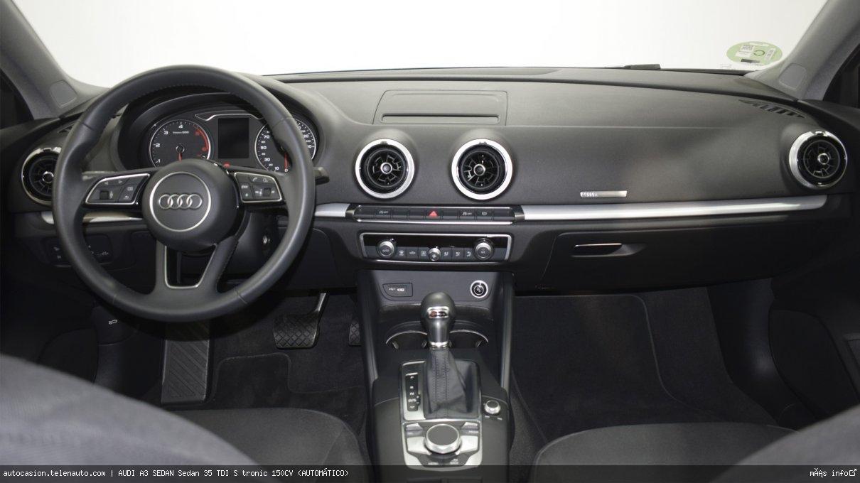 Audi Q3 2.0TDI Design edition quattro S tronic 150CV (AUTOMÁTICO 4X4) Diesel de ocasión 10