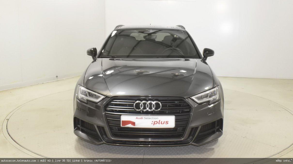 Audi A3 S line 35 TDI 110kW S tronic (AUTOMÁTICO) Diesel kilometro 0 de ocasión 2