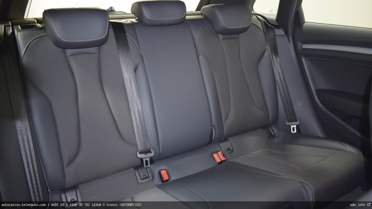 Audi A3 S line 35 TDI 110kW S tronic (AUTOMÁTICO) Diesel kilometro 0 de ocasión 14