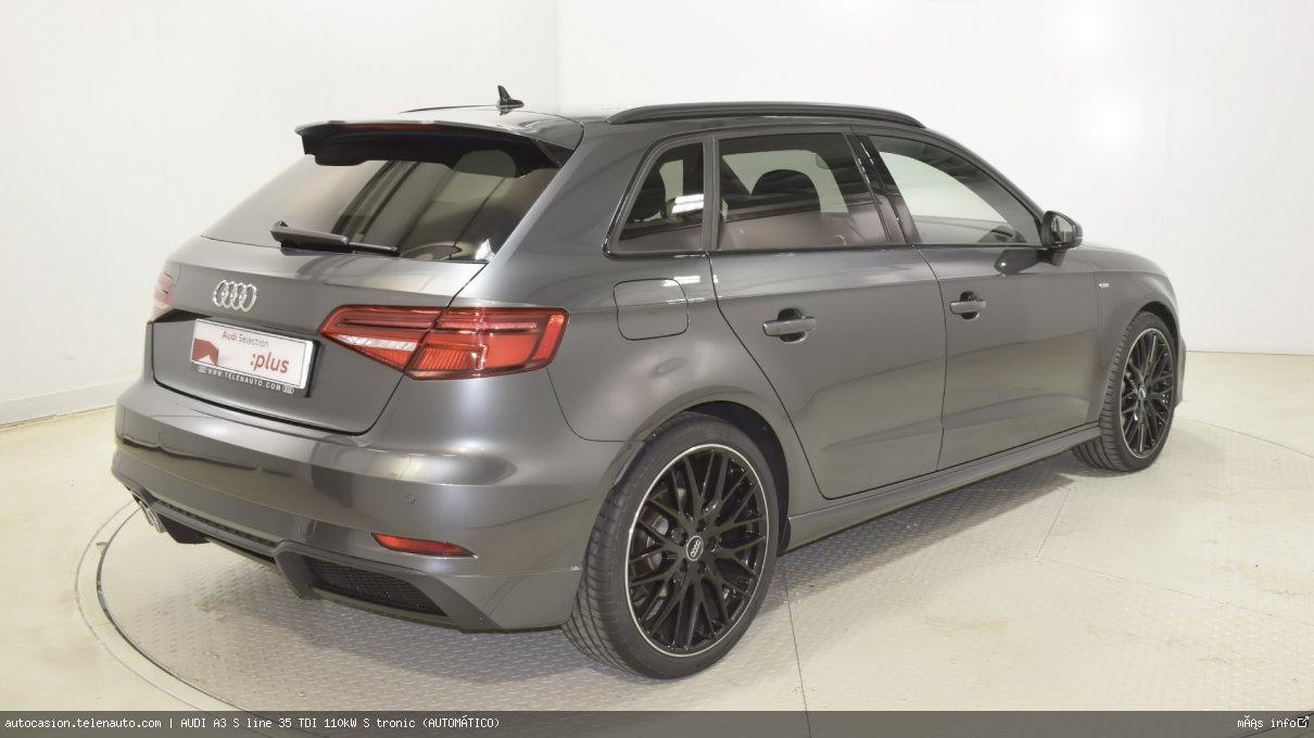 Audi A3 S line 35 TDI 110kW S tronic (AUTOMÁTICO) Diesel kilometro 0 de ocasión 5