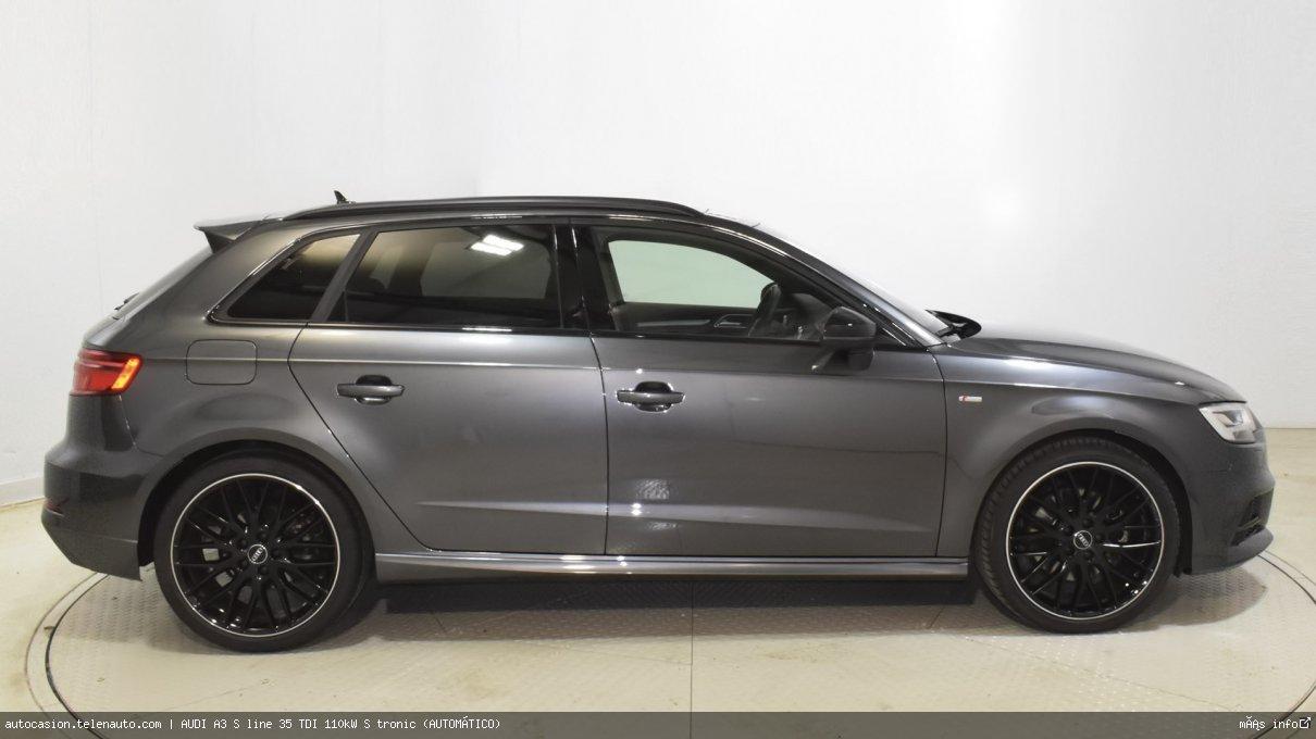 Audi A3 S line 35 TDI 110kW S tronic (AUTOMÁTICO) Diesel kilometro 0 de ocasión 6