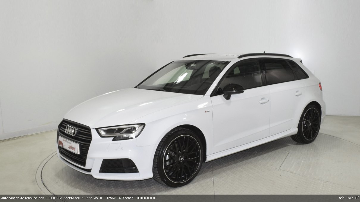 Audi A4 Avant 2.0 TDI 150CV Diesel de ocasión