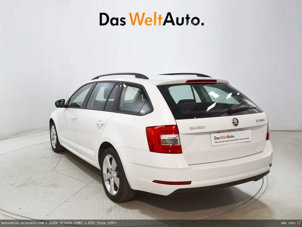 Audi Q3 2.0 TDI 150CV Design edition  QUATTRO S TRON (AUTOMÁTICO 4X4) Diesel de segunda mano 3