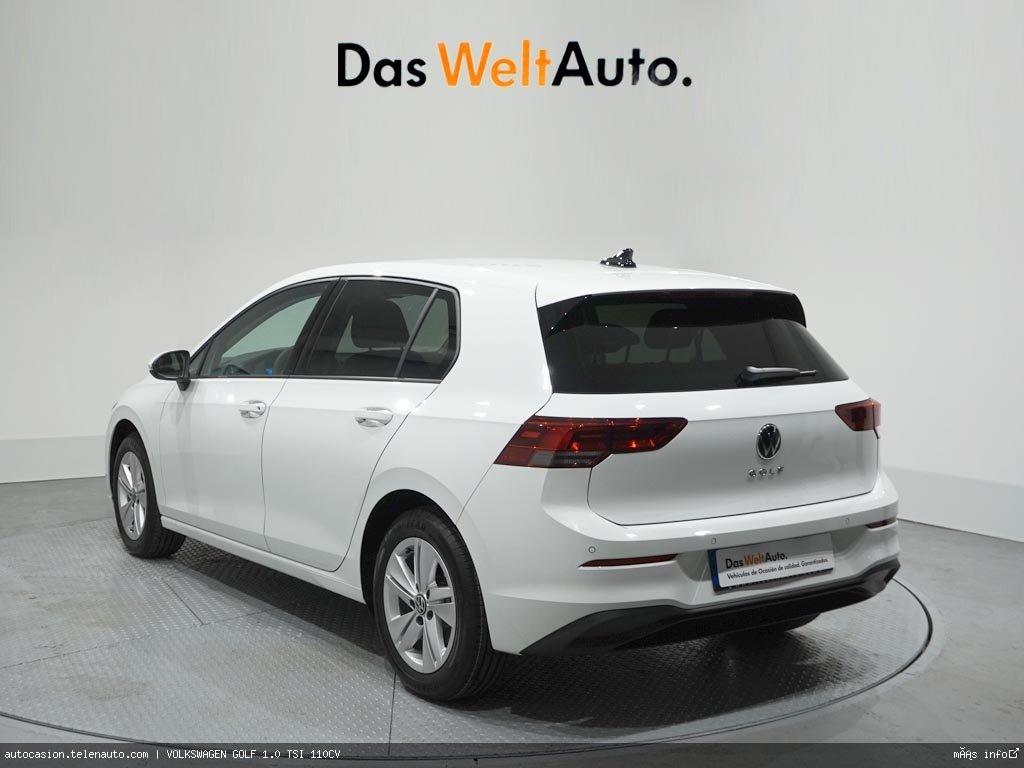 Volkswagen Golf 1.5 eTSI DSG 150CV R-Line (AUTOMÁTICO)  Gasolina kilometro 0 de ocasión 3