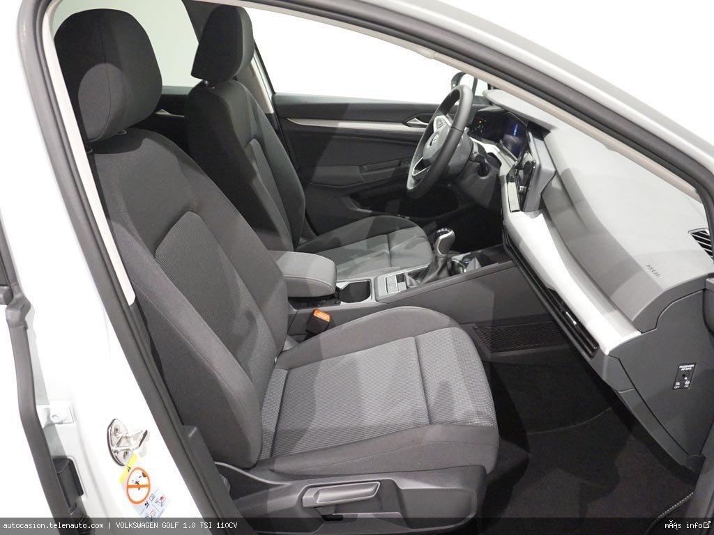 Volkswagen Golf 1.5 eTSI DSG 150CV R-Line (AUTOMÁTICO)  Gasolina kilometro 0 de ocasión 4
