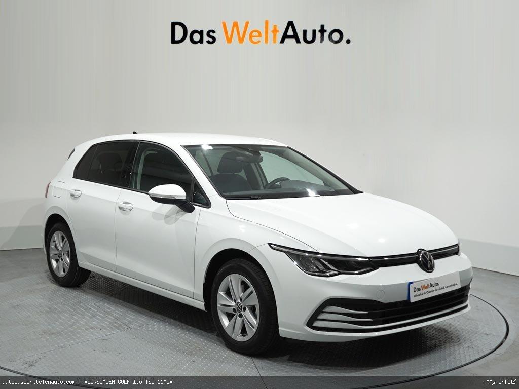 Volkswagen Golf 1.5 eTSI DSG 150CV R-Line (AUTOMÁTICO)  Gasolina kilometro 0 de ocasión 1