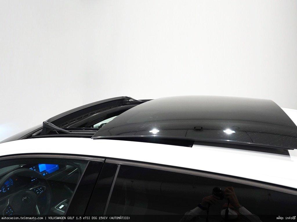 Volkswagen Golf 1.5 eTSI DSG 150CV (AUTOMÁTICO) Hibrido kilometro 0 de segunda mano 4