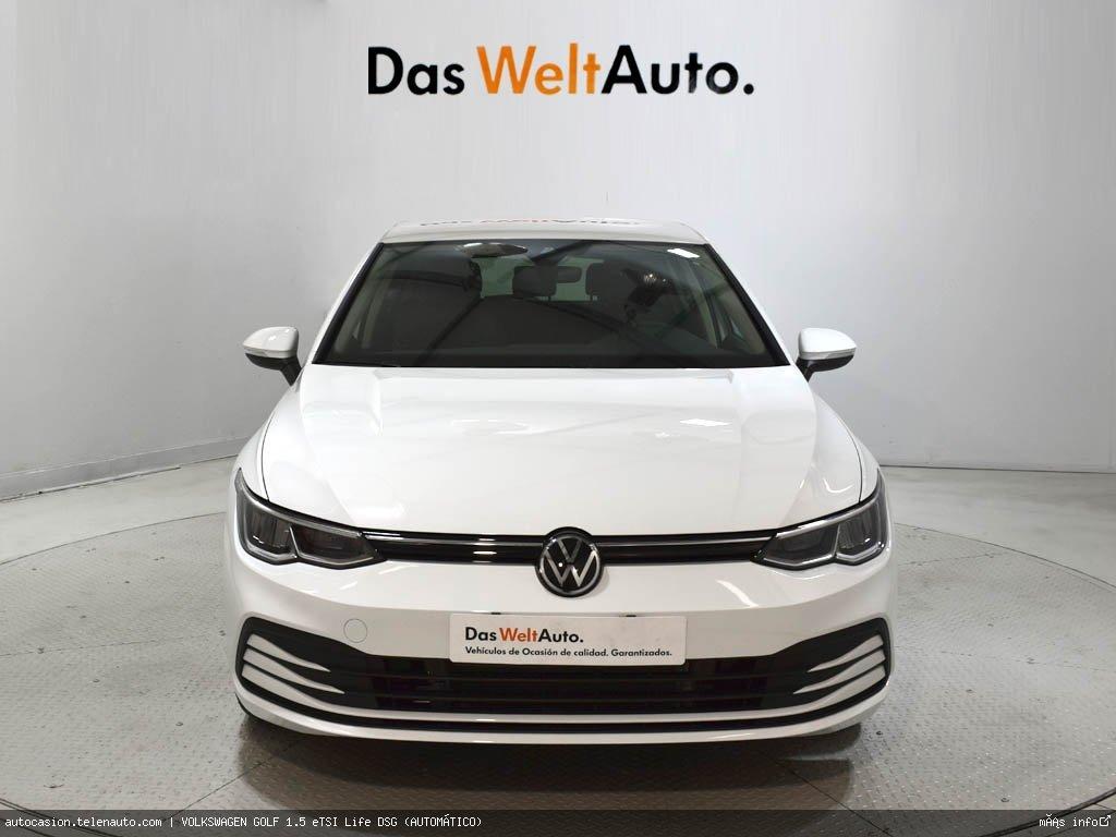 Volkswagen Golf 1.5 eTSI Life DSG (AUTOMÁTICO) Hibrido kilometro 0 de segunda mano 2
