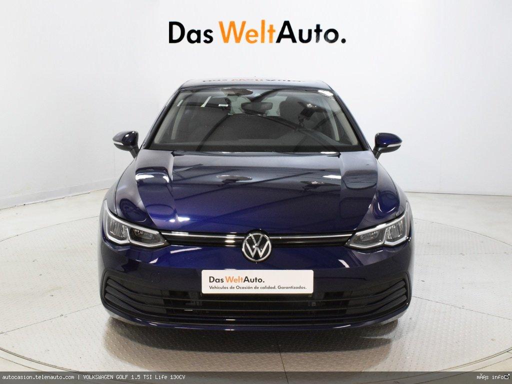 Volkswagen Golf 1.5 TSI Life 130CV Gasolina kilometro 0 de segunda mano 2