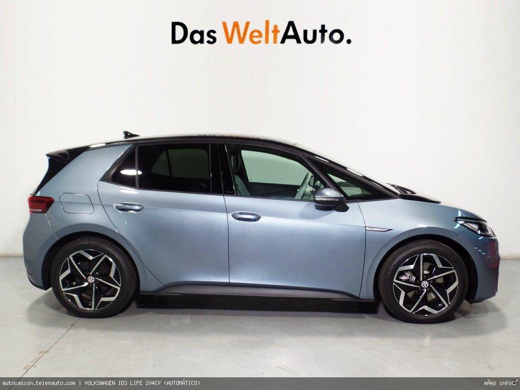 Volkswagen Id3 LIFE 204CV (AUTOMÁTICO) Electrico seminuevo de ocasión 2