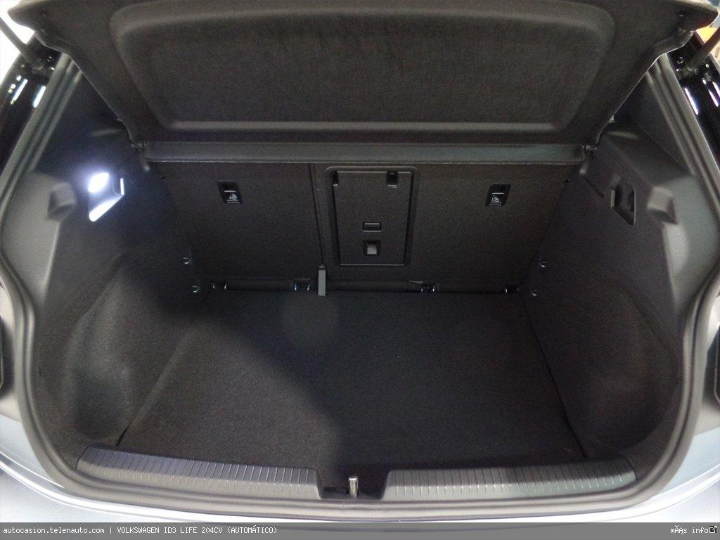 Volkswagen Id3 LIFE 204CV (AUTOMÁTICO) Electrico seminuevo de ocasión 10