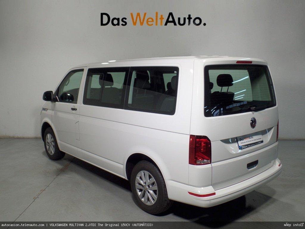 Volkswagen Multivan 2.0TDI Outdoor DSG7 150CV (AUTOMÁTICO) Diesel kilometro 0 de ocasión 3