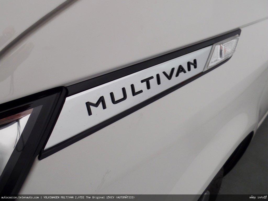 Volkswagen Multivan 2.0TDI Outdoor DSG7 150CV (AUTOMÁTICO) Diesel kilometro 0 de ocasión 4