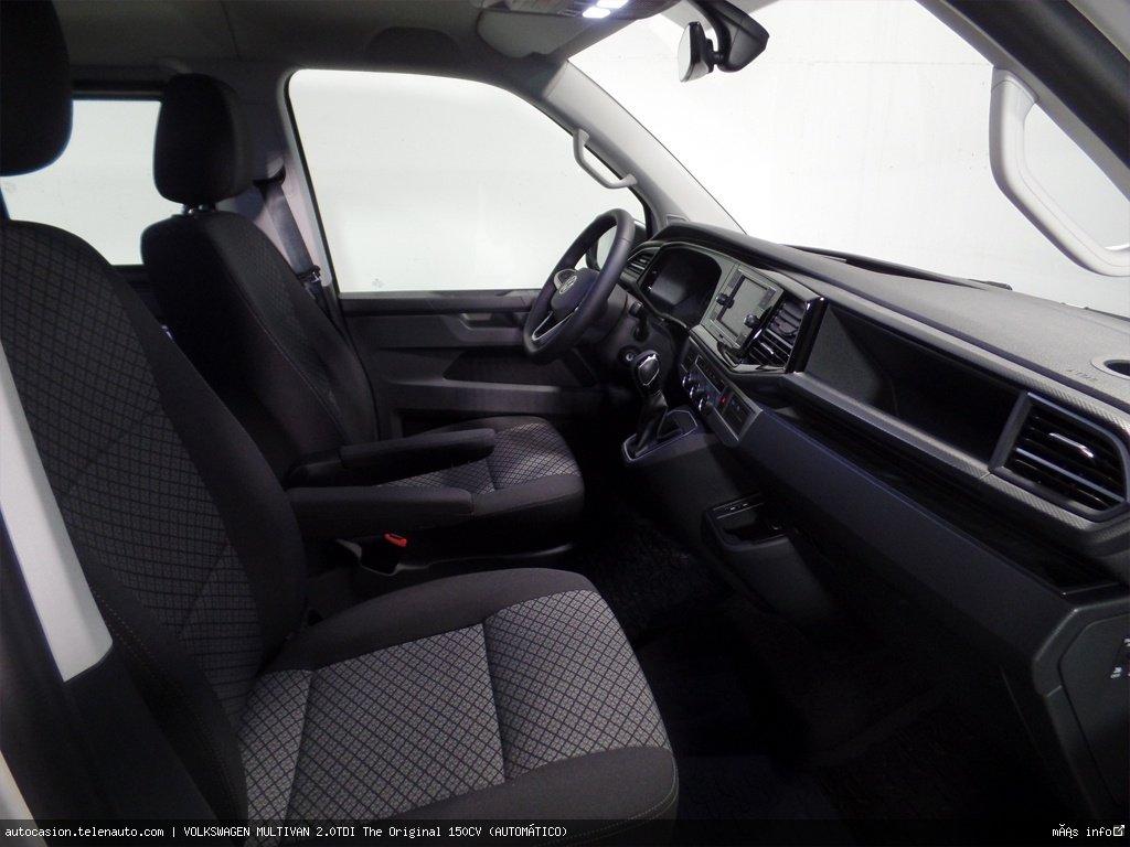 Volkswagen Multivan 2.0TDI Outdoor DSG7 150CV (AUTOMÁTICO) Diesel kilometro 0 de ocasión 5
