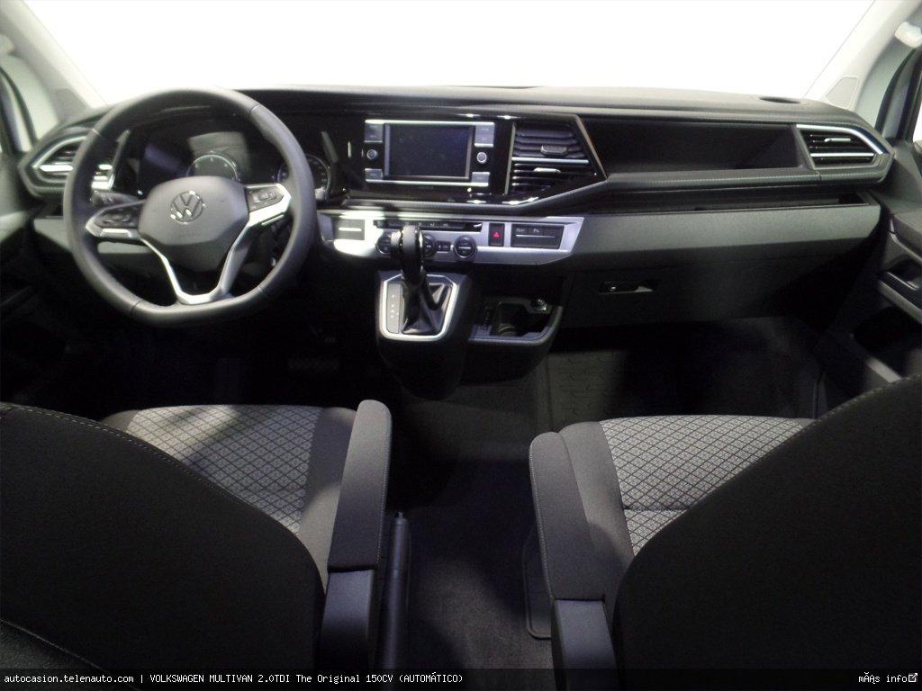 Volkswagen Multivan 2.0TDI Outdoor DSG7 150CV (AUTOMÁTICO) Diesel kilometro 0 de ocasión 6