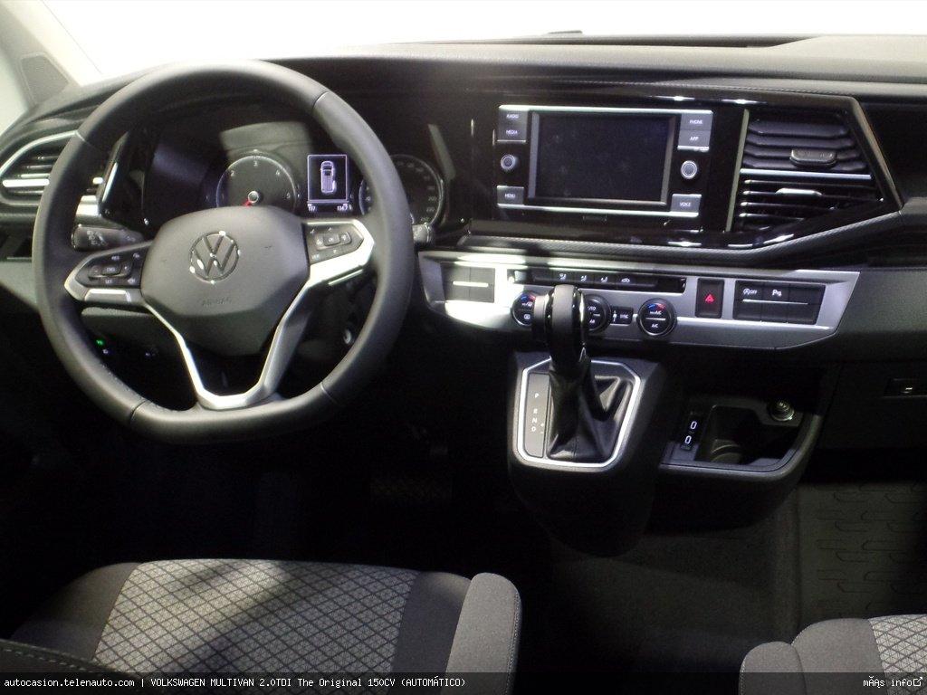 Volkswagen Multivan 2.0TDI Outdoor DSG7 150CV (AUTOMÁTICO) Diesel kilometro 0 de ocasión 7
