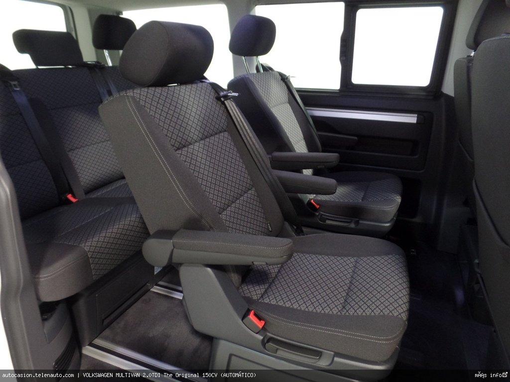 Volkswagen Multivan 2.0TDI Outdoor DSG7 150CV (AUTOMÁTICO) Diesel kilometro 0 de ocasión 8