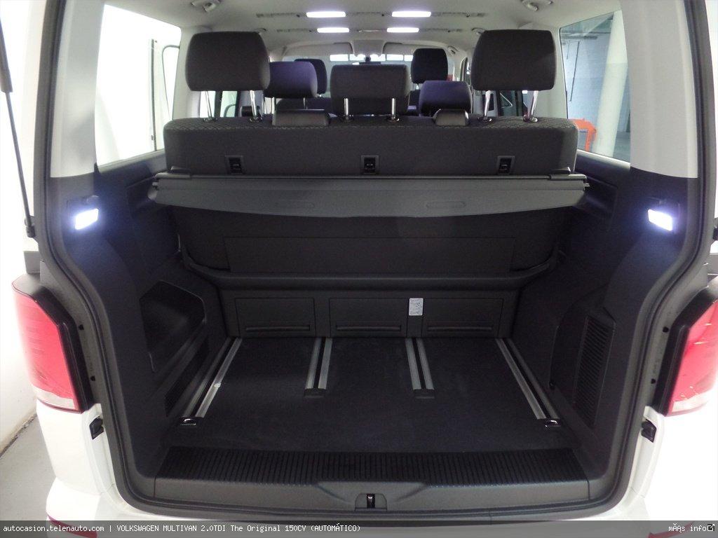 Volkswagen Multivan 2.0TDI Outdoor DSG7 150CV (AUTOMÁTICO) Diesel kilometro 0 de ocasión 9