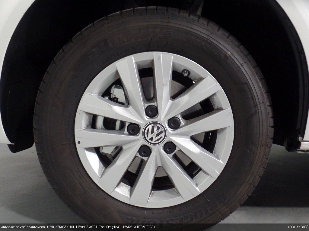 Volkswagen Multivan 2.0TDI Outdoor DSG7 150CV (AUTOMÁTICO) Diesel kilometro 0 de ocasión 10