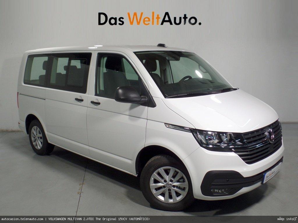Volkswagen Multivan 2.0TDI Outdoor DSG7 150CV (AUTOMÁTICO) Diesel kilometro 0 de ocasión 1